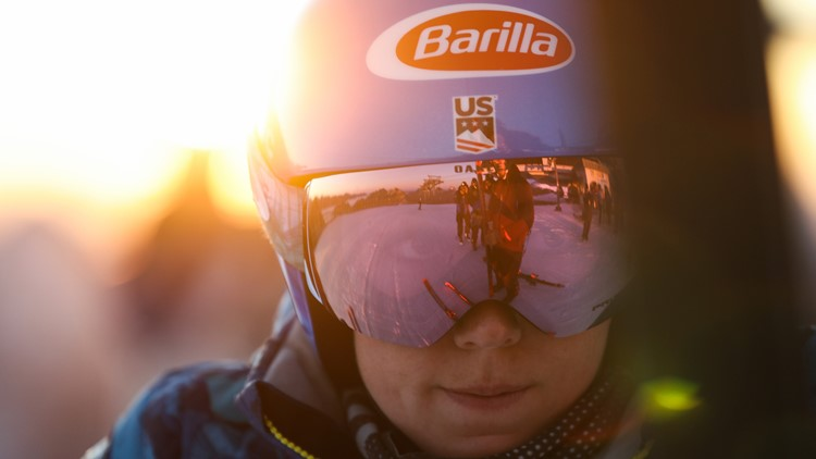 Mikaela Shiffrin excels in World Cup skiing opener for 70th win