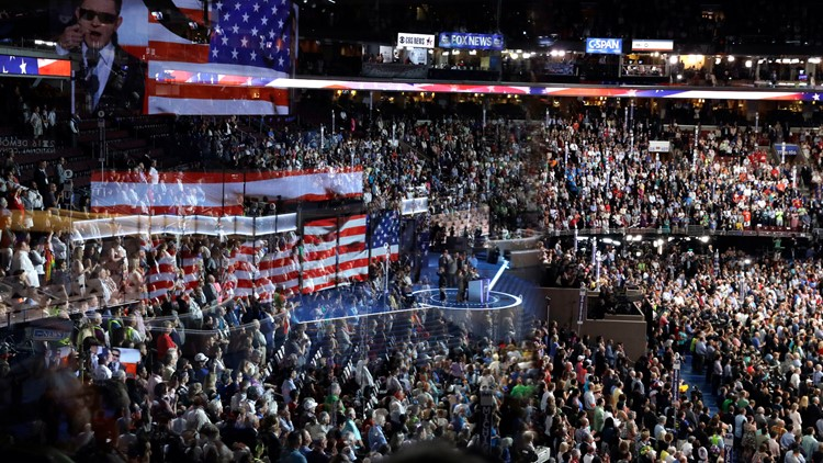 Democratic National Convention delayed until mid-August due to coronavirus