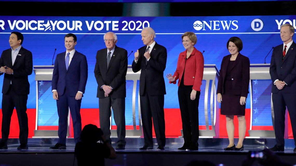 VERIFY: Fact-checking the New Hampshire Democratic debate