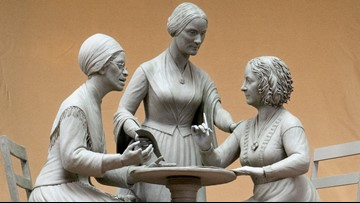 Central Park to get first statue honoring women