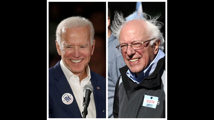 Iowa Poll: Biden, Sanders top early look at possible Democratic hopefuls in 2020 caucuses