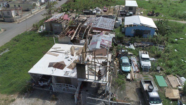 The Federal Emergency Management Agency admitted Thursday that it drastically underestimated the devastation that Hurricane Maria was about to unleash on Puerto Rico in 2017, hampering the agency's ability to react to the worst natural disaster to ever hit the island.