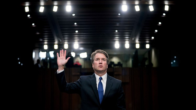 Liberals attack Brett Kavanaugh despite sex claims collapsing without evidence