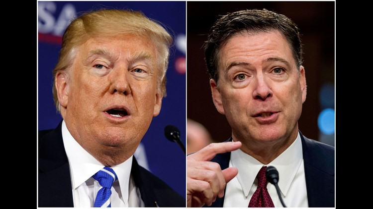 James Comey's book, Tax Day and the biggest news to start your day.