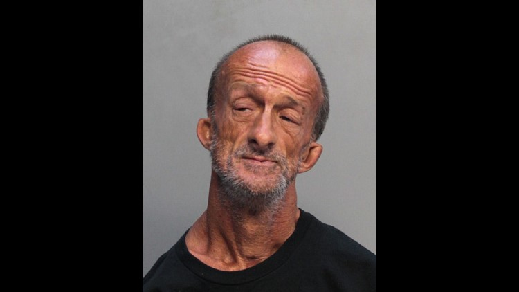 Jonathan Crenshaw is well-known in Miami Beach as a street artist who useshis feet to paint. Police say he also used those feet to stab a tourist earlier this week.