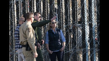 Trump administration says 'walls work.' Here's what a full view of the border shows