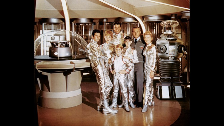 Lost In Space — New To Netflix