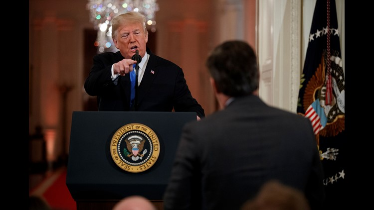 Judge will decide Friday whether to force White House to restore press credential to CNN's Jim Acosta