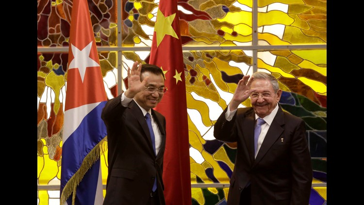 Some say that by pulling out of Cuba, President Trump has ceded the country to adversaries such as Russia, China, Iran and Venezuela.