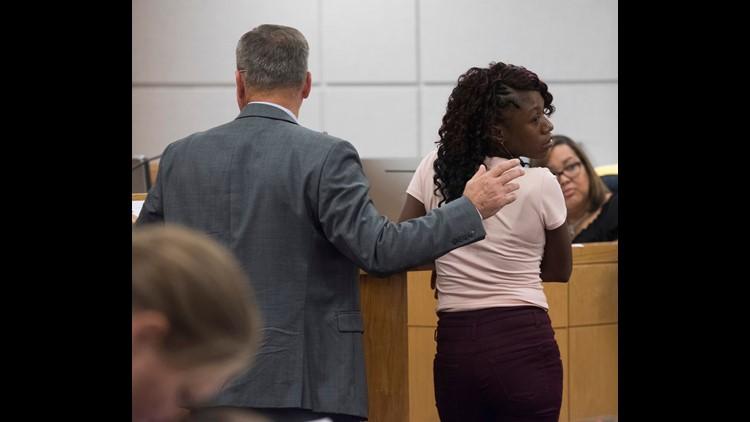 Louvenia Johnson Sentencing