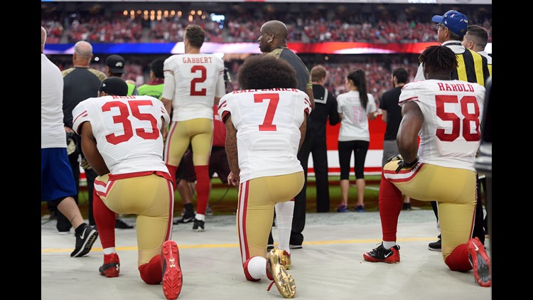 Did President Trump's attacks on player protests hurt NFL ratings? We looked at the numbers.