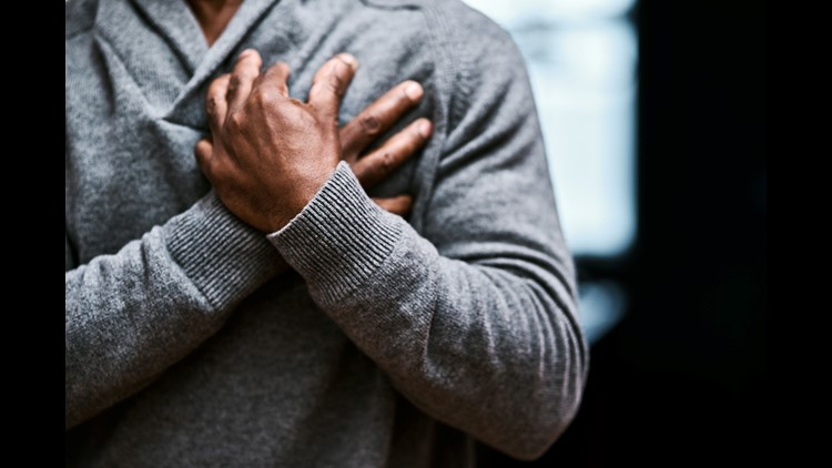 Heart attacks most likely happen at this time on Christmas Eve, study says