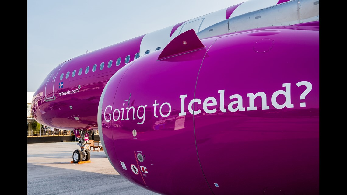 Icelandair to buy budget rival WOW