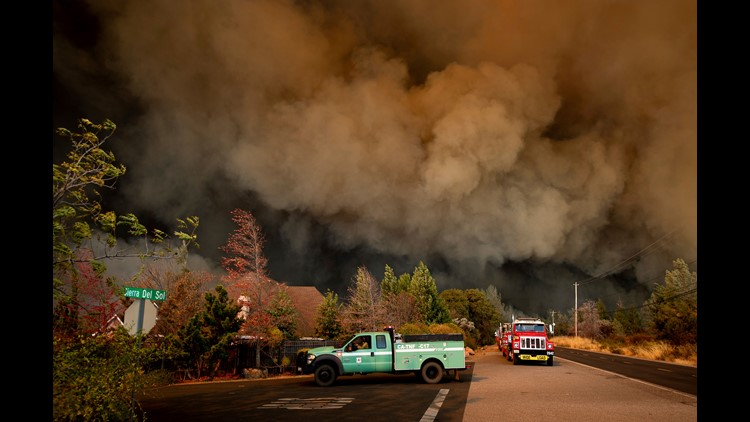 Ap California Wildfires A Usa Ca