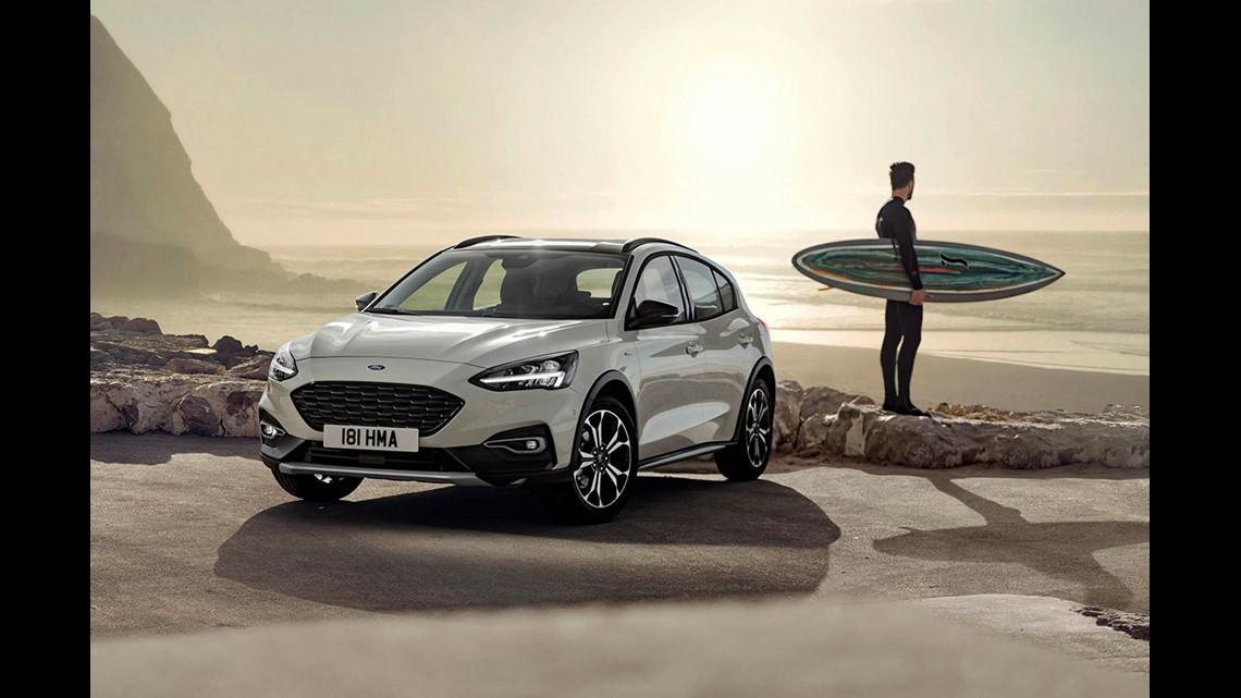 firstcoastnews.com | Ford Focus for 2019 gets roomier, more tech-forward; car will no longer be ...