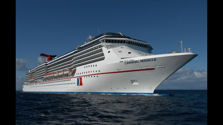 Carnival Cruise Line To Return To San Diego As Carnival