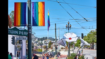 Rainbow bridge: San Francisco hosts the Pride Parade, with cheap flights from Jacksonville
