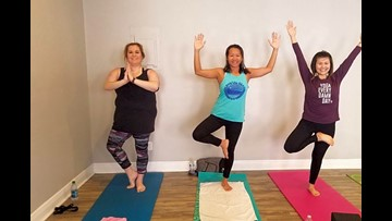 Jacksonville's top yoga studios, ranked