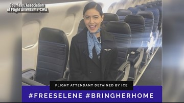 Flight attendant, DACA recipient, released from ICE detention facility