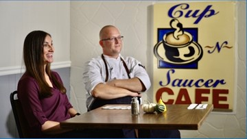 Couple wins a cafe, changes the flavor of small town dining