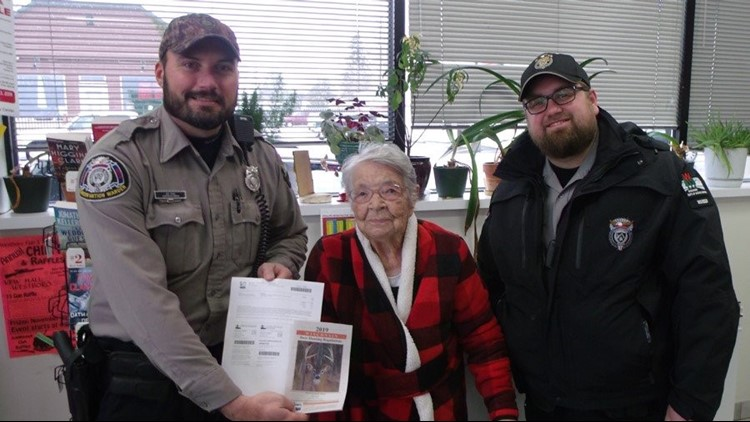 Wisconsin 104-year-old bags a buck two hours into her first hunt, on opening day