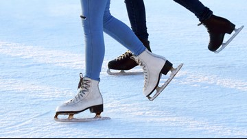 Jacksonville ice rink offering free skating lessons during National Skating Month