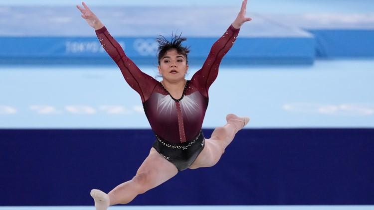 Gimnasta mexicana hace historia con el cuarto puesto en salto femenino