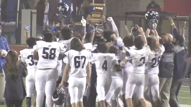 Texas School for the Deaf wins first state title