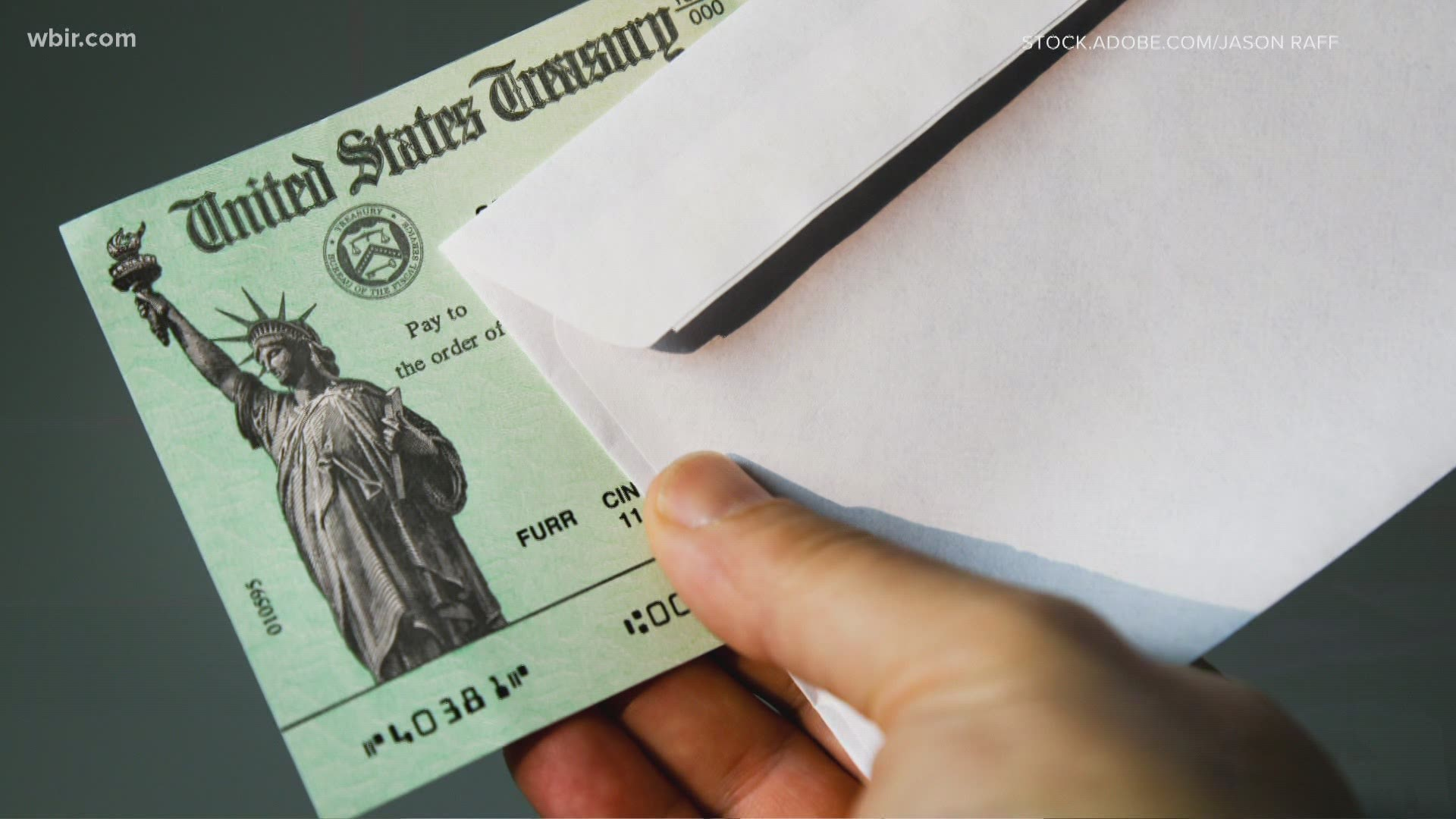 Third stimulus check update: How to track $1,400 payment ...
