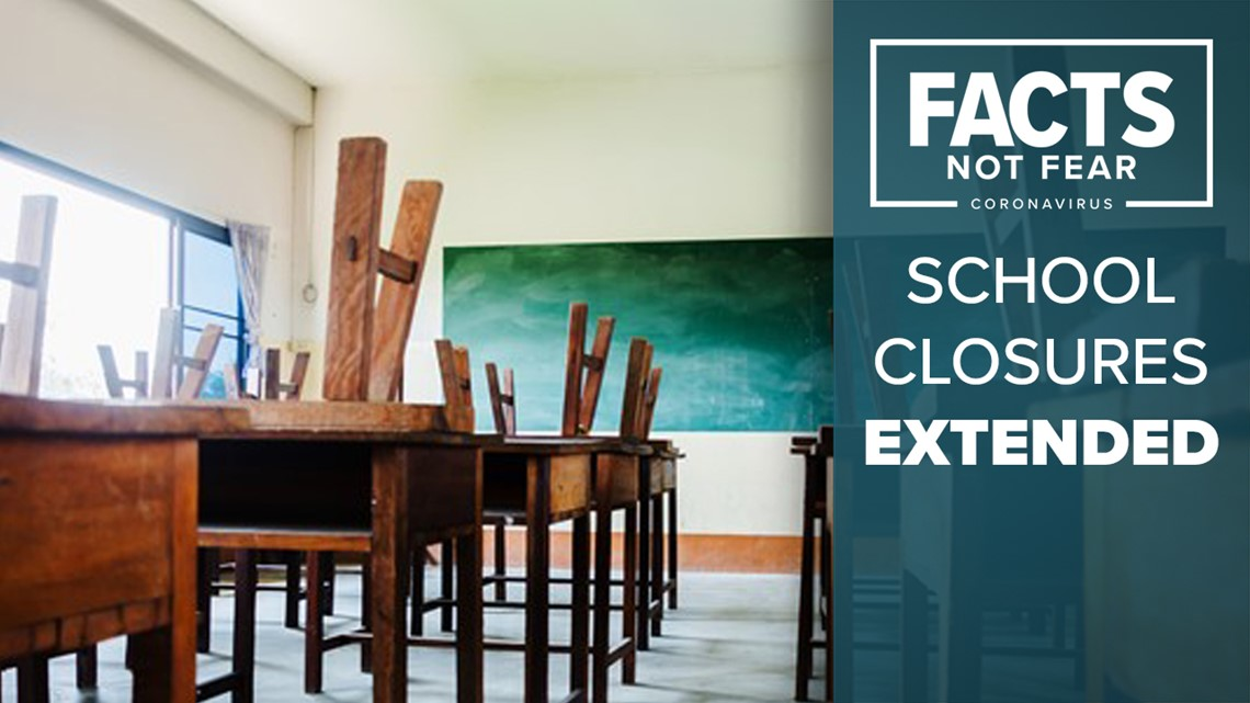 These First Coast schools are closed for the year due to COVID-19