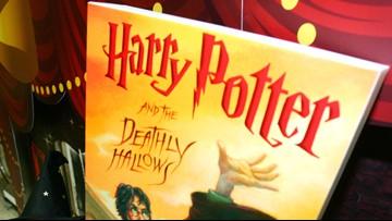 Vans announces new Harry Potter collection