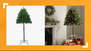 This Christmas Tree makes for a pet's worst nightmare