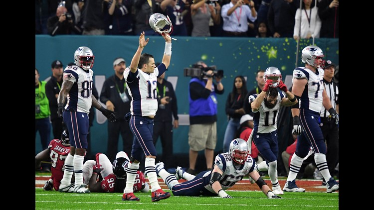 It's Super Bowl Sunday!
