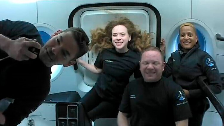 SpaceX's first all-civilian crew set to return to Earth Saturday