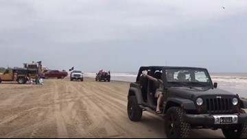 High volume of 911 calls at 'Go Topless' weekend in Texas prompts emergency response from multiple counties