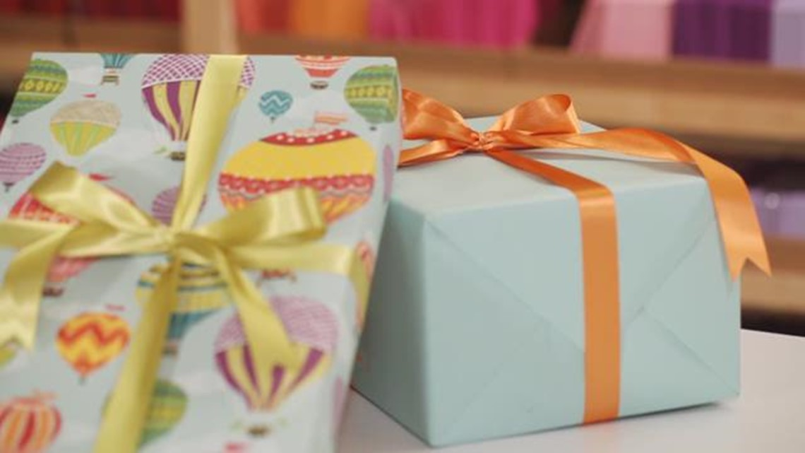 6 Creative Gift Wrapping Ideas