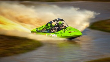 Father and daughter Sprint Boat Racing team win big in Port Angeles