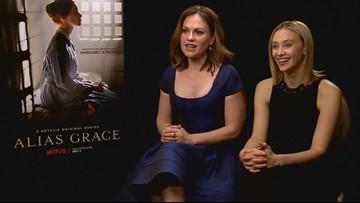Meet the stars of new Netflix show 'Alias Grace'
