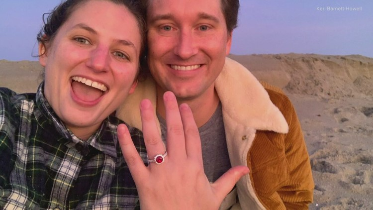 Couple requiring COVID-19 vaccines for guests at upcoming Seattle wedding
