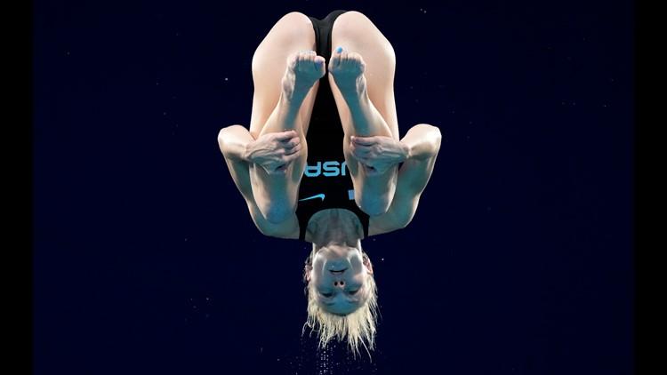La atleta Olímpica de Tucson, Delaney Schnell se dirige hacia otra medalla en Tokio