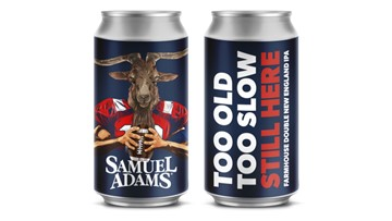'Too Old, Too Slow, Still Here' | Limited edition Tom Brady beer released by Sam Adams