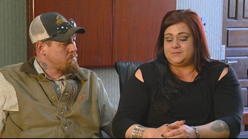 Idaho woman says she was kidnapped, chained in a barn and tortured for 8 days