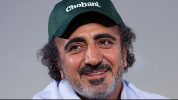 Chobani comes to aid of students denied hot meals due to lunch debt
