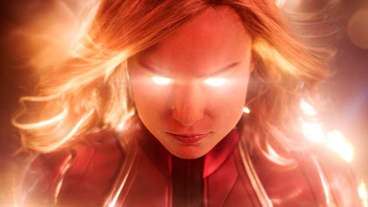 'Captain Marvel' launches with huge $153M debut