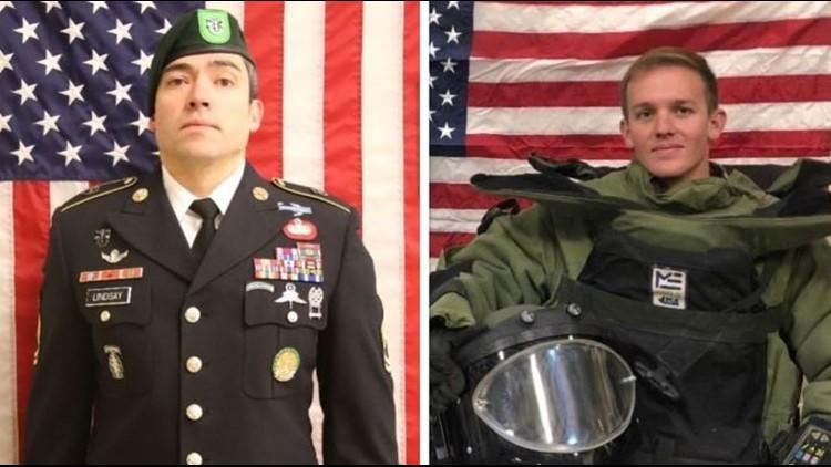 Pentagon identifies 2 soldiers killed in combat in Afghanistan