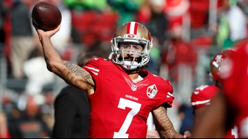 Three years after rejecting Broncos' pay-cut offer, Kaepernick to hold workout