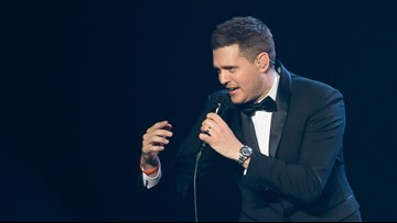 'Bawling my eyes out': Viral Michael Bublé video is giving parents all the feels