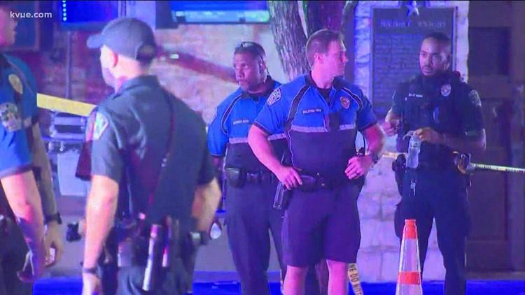 Austin mass shooting: One juvenile suspect in custody