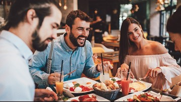 Check please: How you can benefit by (occasionally) picking up a group bill