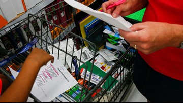 Survey: 43% of parents pressured to overspend on back-to-school shopping